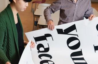 Typographer François Rappo