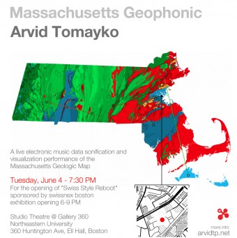 Massachusetts Geophonic by Arvid Tomayko
